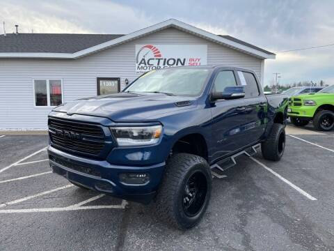 2019 RAM Ram Pickup 1500 for sale at Action Motor Sales in Gaylord MI