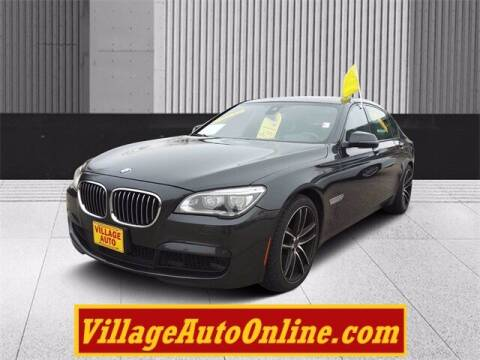 2013 BMW 7 Series for sale at Village Auto in Green Bay WI