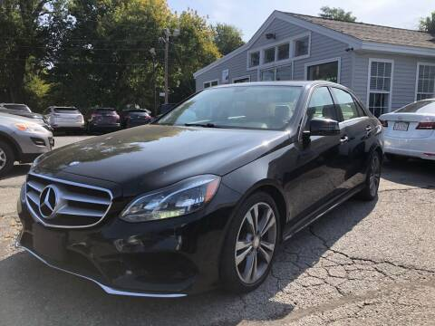 2014 Mercedes-Benz E-Class for sale at Top Line Import in Haverhill MA