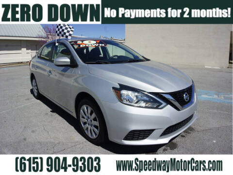 2017 Nissan Sentra for sale at Speedway Motors in Murfreesboro TN