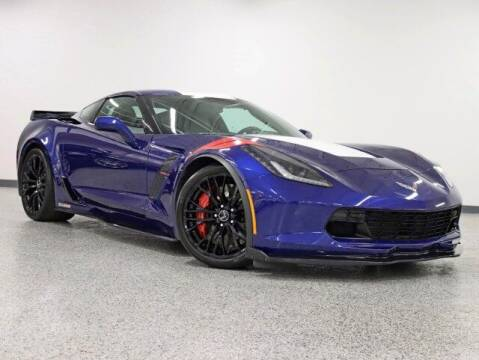 2018 Chevrolet Corvette for sale at PLATINUM MOTORSPORTS INC. in Hickory Hills IL