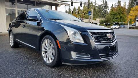 2017 Cadillac XTS for sale at Seattle Auto Deals in Everett WA