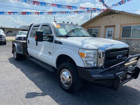 2016 Ford F-350 Super Duty for sale at The Trading Post in San Marcos TX