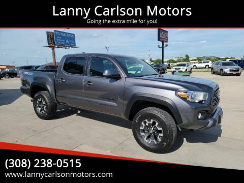 2020 Toyota Tacoma for sale at Lanny Carlson Motors in Kearney NE