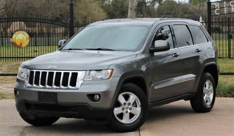 2013 Jeep Grand Cherokee for sale at Texas Auto Corporation in Houston TX