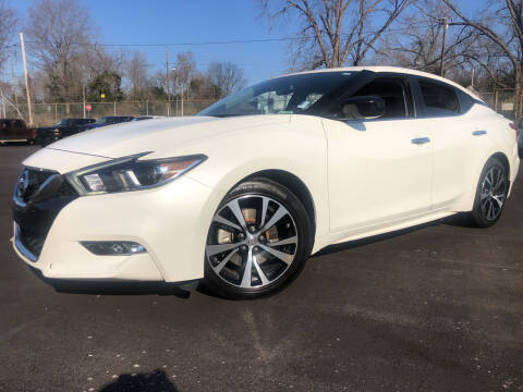 2018 Nissan Maxima for sale at Beckham's Used Cars in Milledgeville GA