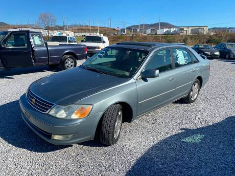 2004 Toyota Avalon for sale at Bailey's Auto Sales in Cloverdale VA