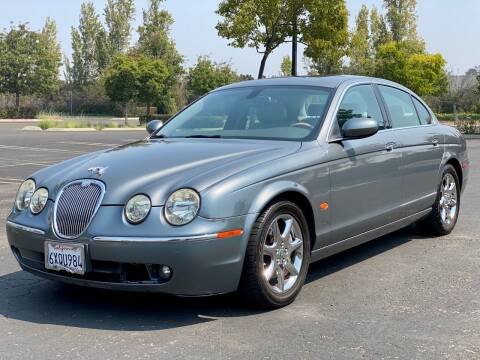 2005 Jaguar S-Type for sale at Silmi Auto Sales in Newark CA