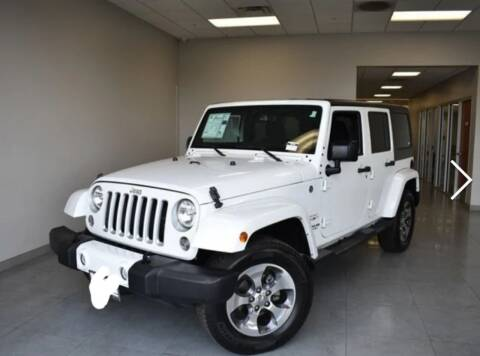 2016 Jeep Wrangler Unlimited for sale at Auto Max Brokers in Palmdale CA