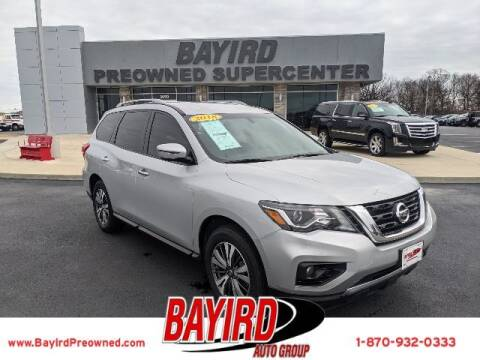 2018 Nissan Pathfinder for sale at Bayird Truck Center in Paragould AR