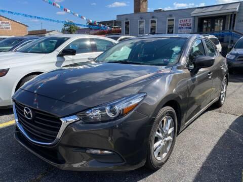 2017 Mazda MAZDA3 for sale at The PA Kar Store Inc in Philladelphia PA