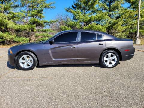 2014 Dodge Charger for sale at Finish Line Auto Sales Inc. in Lapeer MI