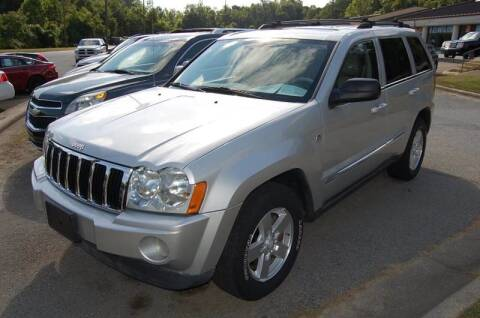 2006 Jeep Grand Cherokee for sale at Modern Motors - Thomasville INC in Thomasville NC