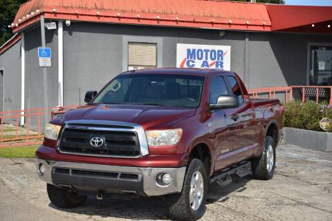 2010 Toyota Tundra for sale at Motor Car Concepts II - Kirkman Location in Orlando FL