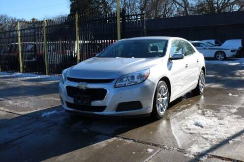 2016 Chevrolet Malibu Limited for sale at F & M AUTO SALES in Detroit MI