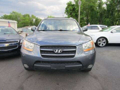 2009 Hyundai Santa Fe for sale at American Auto Group Now in Maple Shade NJ
