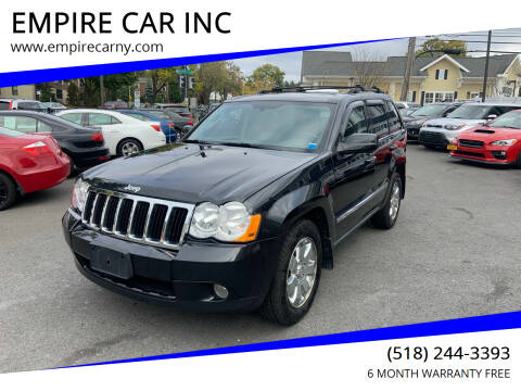 2009 Jeep Grand Cherokee for sale at EMPIRE CAR INC in Troy NY