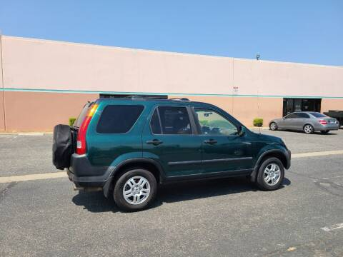 2004 Honda CR-V for sale at E and M Auto Sales in Bloomington CA