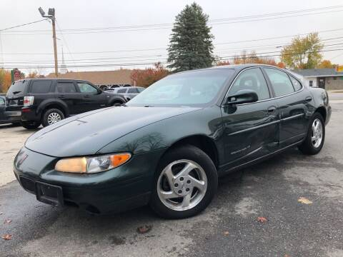 1999 Pontiac Grand Prix for sale at J's Auto Exchange in Derry NH