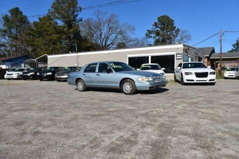 2007 Mercury Grand Marquis for sale at Barrett Auto Sales in North Augusta SC