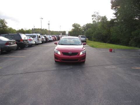2010 Toyota Corolla for sale at Heritage Truck and Auto Inc. in Londonderry NH