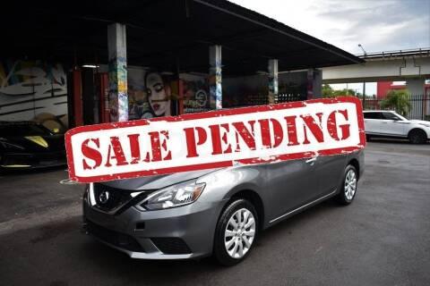 2019 Nissan Sentra for sale at STS Automotive - Miami, FL in Miami FL