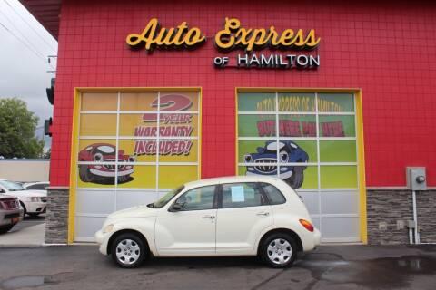 2005 Chrysler PT Cruiser for sale at AUTO EXPRESS OF HAMILTON LLC in Hamilton OH