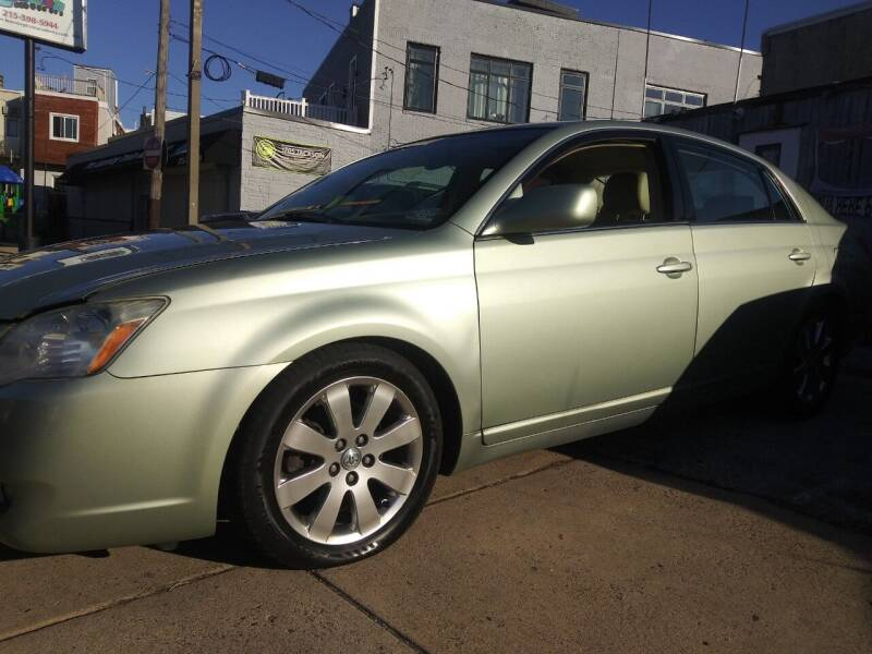 2006 Toyota Avalon for sale at K J AUTO SALES in Philadelphia PA