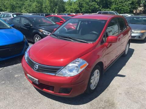 2010 Nissan Versa for sale at Best Buy Auto Sales in Murphysboro IL