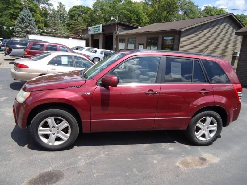 2007 Suzuki Grand Vitara for sale at On The Road Again Auto Sales in Lake Ariel PA