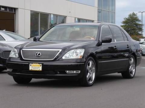 2005 Lexus LS 430 for sale at Loudoun Motor Cars in Chantilly VA