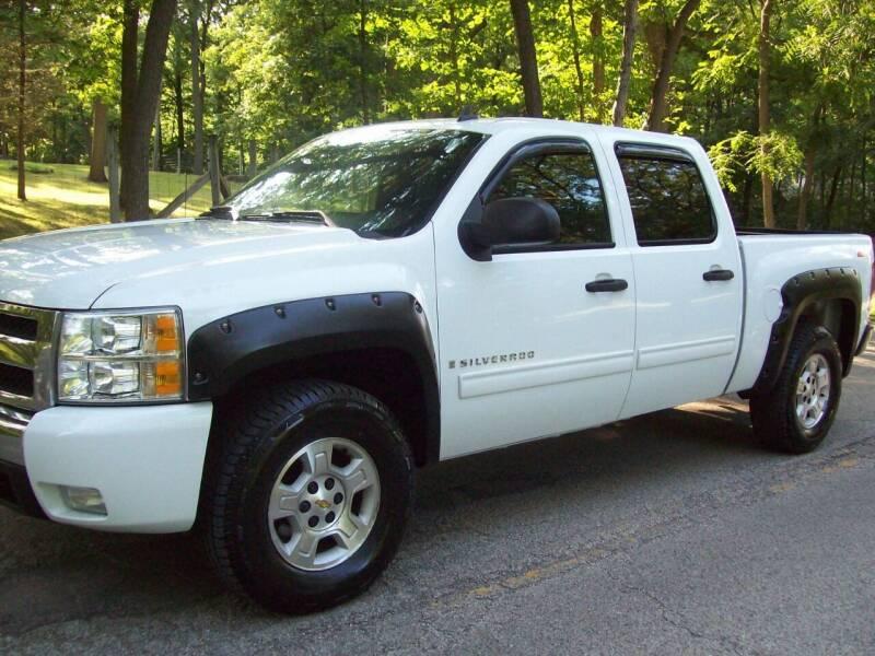 2009 Chevrolet Silverado 1500 for sale at Edgewater of Mundelein Inc in Wauconda IL