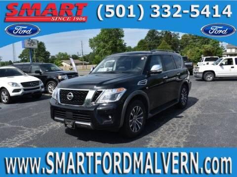 2020 Nissan Armada for sale at Smart Auto Sales of Benton in Benton AR