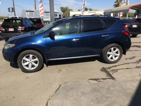 2009 Nissan Murano for sale at CONTINENTAL AUTO EXCHANGE in Lemoore CA