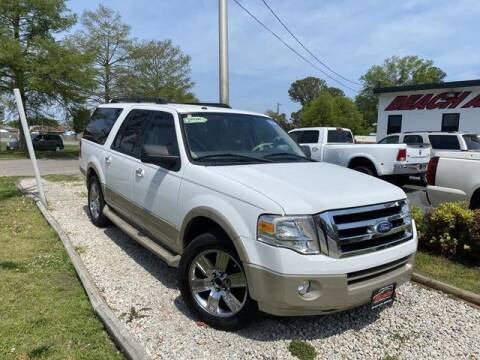 2010 Ford Expedition EL for sale at Beach Auto Brokers in Norfolk VA