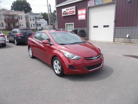 2013 Hyundai Elantra for sale at Mig Auto Sales Inc in Albany NY