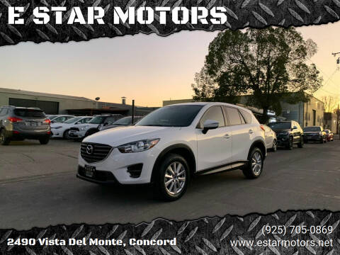 2016 Mazda CX-5 for sale at E STAR MOTORS in Concord CA