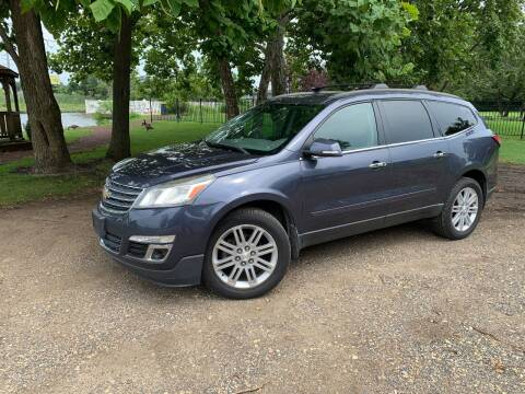 2013 Chevrolet Traverse for sale at Ace's Auto Sales in Westville NJ