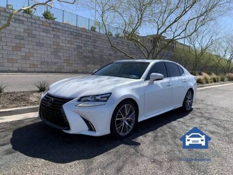 2018 Lexus GS 350 for sale at MyAutoJack.com @ Auto House in Tempe AZ
