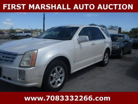 2006 Cadillac SRX for sale at First Marshall Auto Auction in Harvey IL