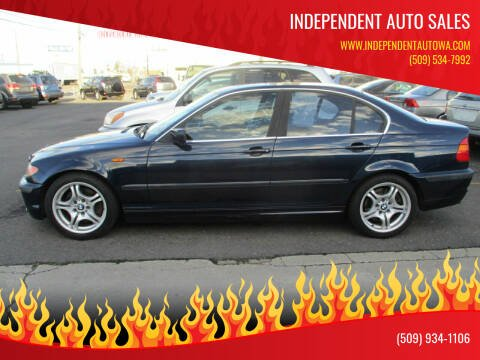 2002 BMW 3 Series for sale at Independent Auto Sales #2 in Spokane WA