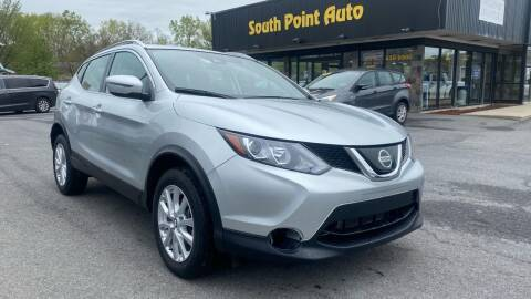 2019 Nissan Rogue Sport for sale at South Point Auto Plaza, Inc. in Albany NY