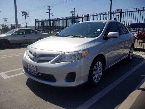 2012 Toyota Corolla for sale at Best Quality Auto Sales in Sun Valley CA