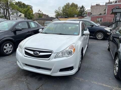 2011 Subaru Legacy for sale at Chambers Auto Sales LLC in Trenton NJ