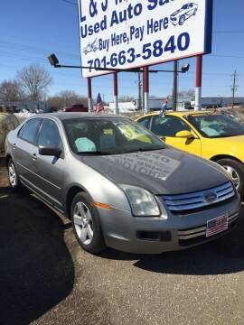 2008 Ford Fusion for sale at L & J Motors in Mandan ND