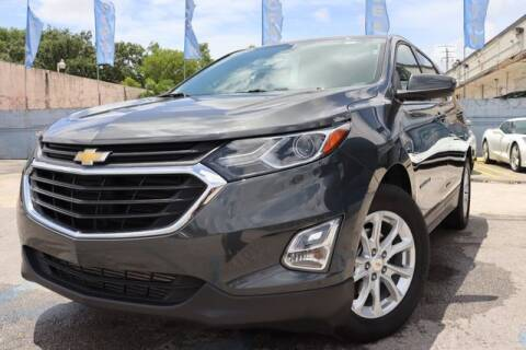 2019 Chevrolet Equinox for sale at OCEAN AUTO SALES in Miami FL