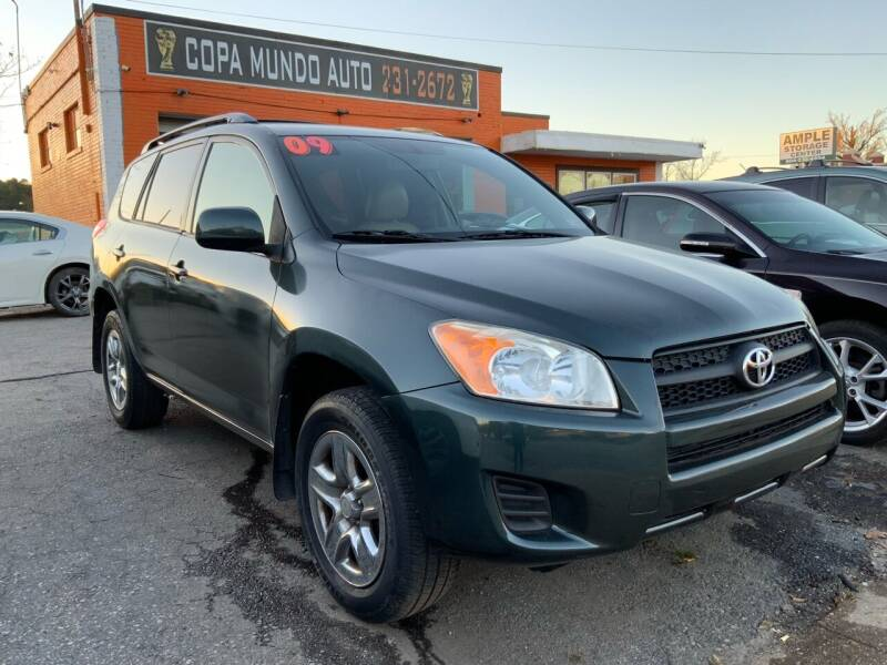 2009 Toyota RAV4 for sale at Copa Mundo Auto in Richmond VA