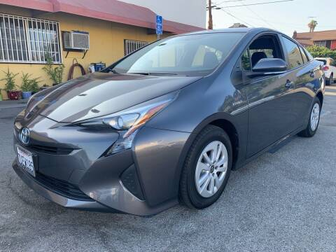 2016 Toyota Prius for sale at Auto Ave in Los Angeles CA