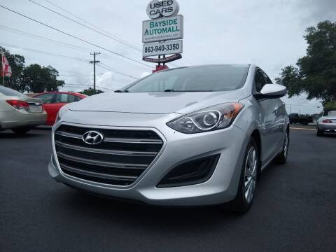 2016 Hyundai Elantra GT for sale at BAYSIDE AUTOMALL in Lakeland FL