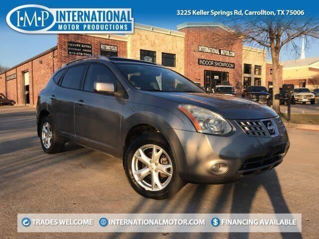 2009 Nissan Rogue for sale at International Motor Productions in Carrollton TX